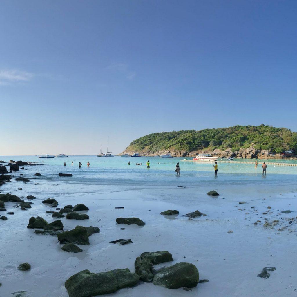 Phi Phi Relax Beach Resort: Raktalay Tralvel